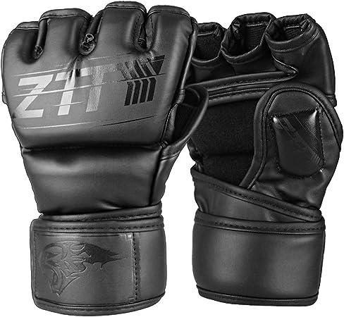 Seektop MMA Gloves, Half Mitts UFC Gloves
