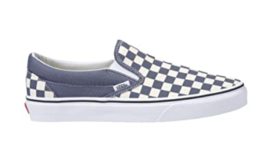 Image Unavailable. Image not available for. Color  Vans  quot Checkerboard  Slip-On Sneakers (Grisaille True White) Unisex Skate 43fc3d2b8