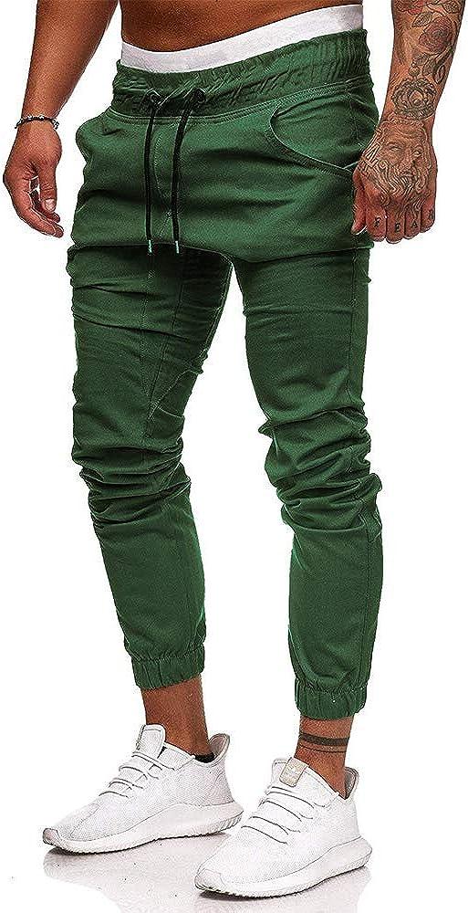Molto Abbigliamento Morbuy Stampa Mimetica Sport Pants Elastici Casuale QN03