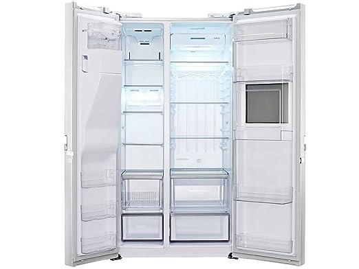 Amerikanischer Kühlschrank Lg : Side by side lg gsp nsqz a kühlschrank amazon elektro
