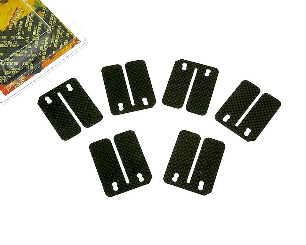 Einlassmembrane MALOSSI Carbon Piaggio-Sfera RST 50 DT AC 95-97 ZAPC010