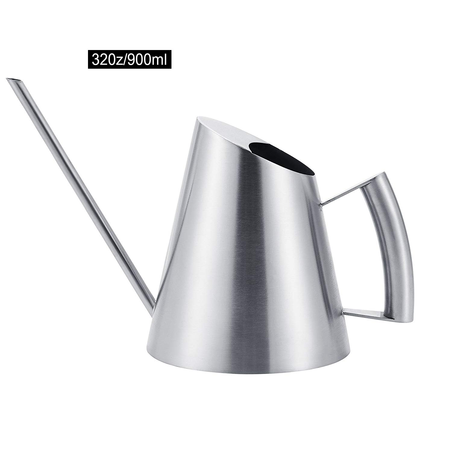 Stainless Steel Watering Can Pot,900ML