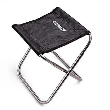 PROKTH Silla Plegable de Aluminio Silla de Camping al Aire ...