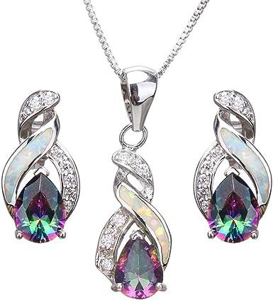 Mystic Opal Pendant-Australia-Unique!