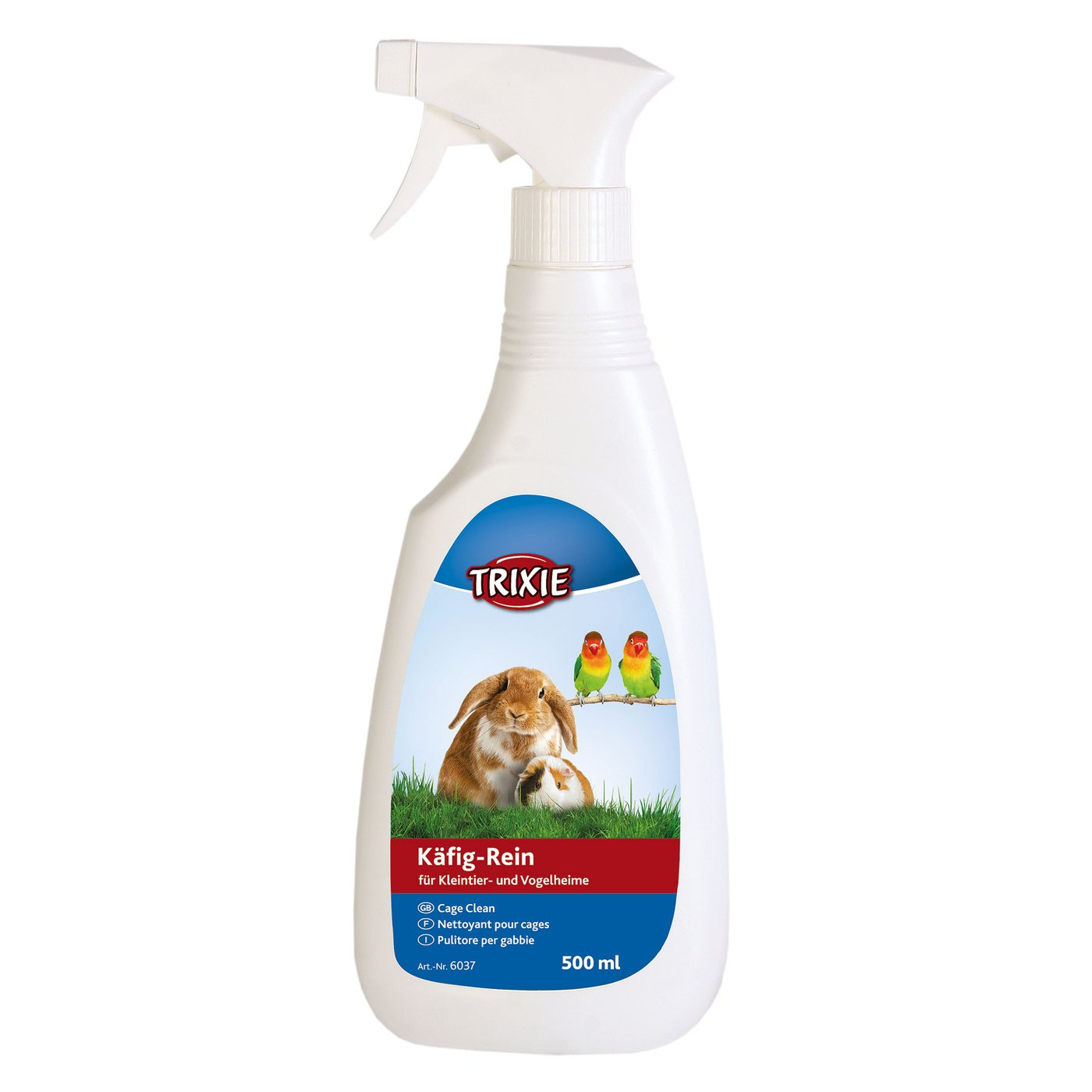 Trixie Desinfectante Jaulas, 500 ml: Amazon.es: Productos para ...