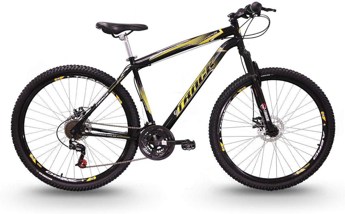 Bicicleta Aro 29 TB Niner Aço 21v Freio a Disco