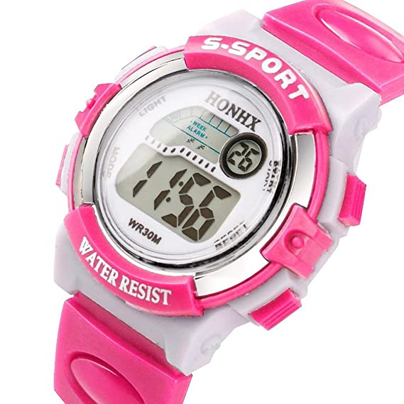 Gbell Kids Sports Electronic Watches