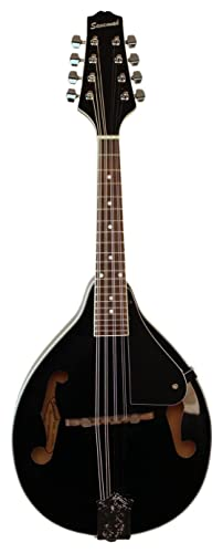 Savannah SA-100-BK A-Model Mandolin