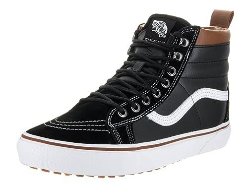 Vans Mens Black   True White SK8-Hi MTE Sneakers  Amazon.ca  Shoes    Handbags 2fd301391