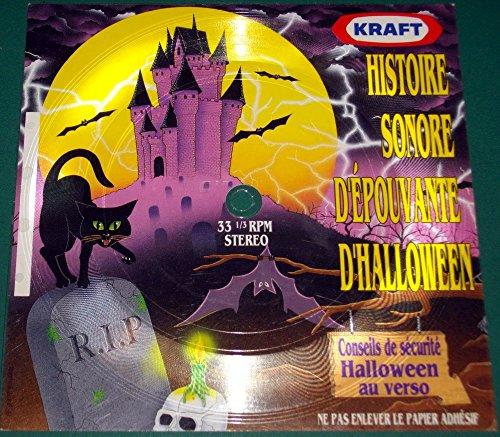 Histoire sonore d'epouvante d'Halloween- A Spooky Sounding Halloween