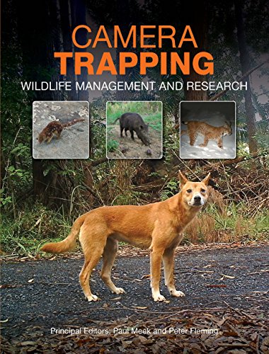 Camera Trapping: Wildlife Management and Research Pdf