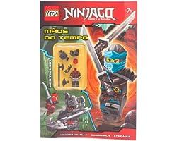 Lego Ninjago - Mestres do Spinjitzu: Mãos do Tempo