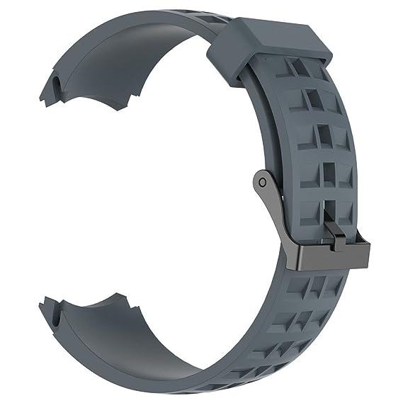 Fundas Garmin Fenix 5S Plus Silicona Reloj de Protector de Pantalla Case Carcasa Delgada de Repuesto para Garmin Fenix 5S Plus Smart Watch: Amazon.es: ...