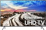 Samsung Electronics UN65MU8000 65-Inch 4K Ultra HD Smart LED TV (2017