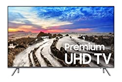 Samsung UN55MU8000 55-Inch 4K Ultra HD Smart LED TV - Best TV Deals Black Friday 2017