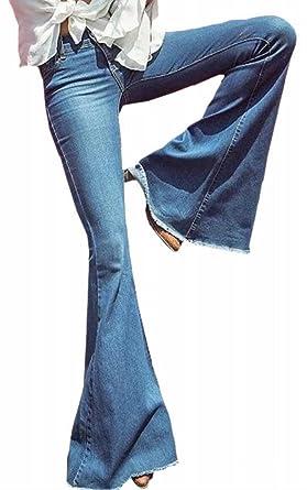 Bottom high waist jeans