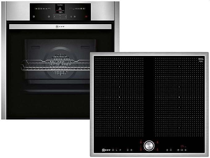 Neff Set Basic 613 Forno da Incasso Induzione piano cottura forno di ...