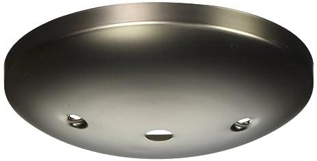 Elegant Wellington 70059 Westinghouse Brushed Pewter Ceiling Canopy Kit