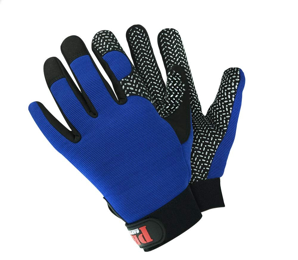 PRI Safety Frames with Silicone Gloves–9–Black & Blue