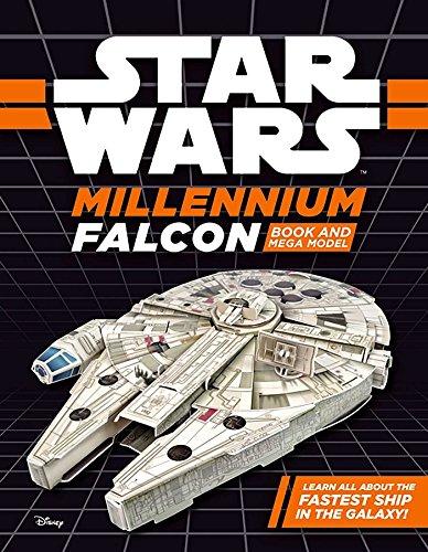 Star Wars: Millennium Falcon Book and Mega Model