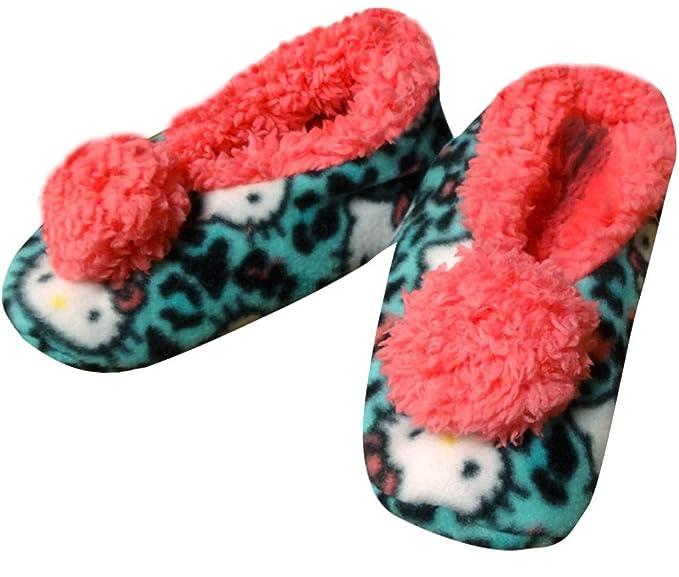 Amazon.com: SANRIO Hello Kitty - Calcetines para niña ...