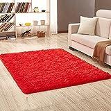 PAGISOFE Soft Girls Boys Room Rug Bedroom Nursery Decorative Carpet 4' x...