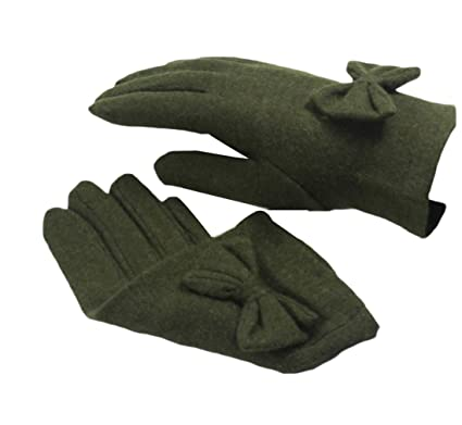 DUee Womens Plus-size Basic Style Solid Winter Cold Weather Glove 1  One-Size  Amazon.in  Clothing   Accessories 1c982fbe4
