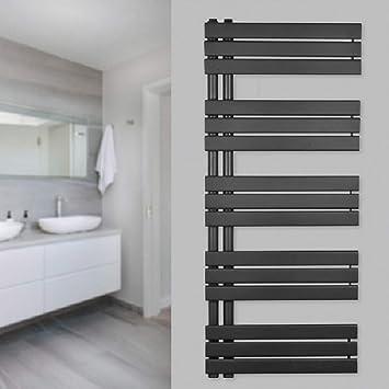 Zimmerheld Design Radiador Paneelheizkörper Heat Free Toallero calentador calentador de baño, blanco o antracita. Varios tamaños, Blanco: Amazon.es: Bricolaje y herramientas