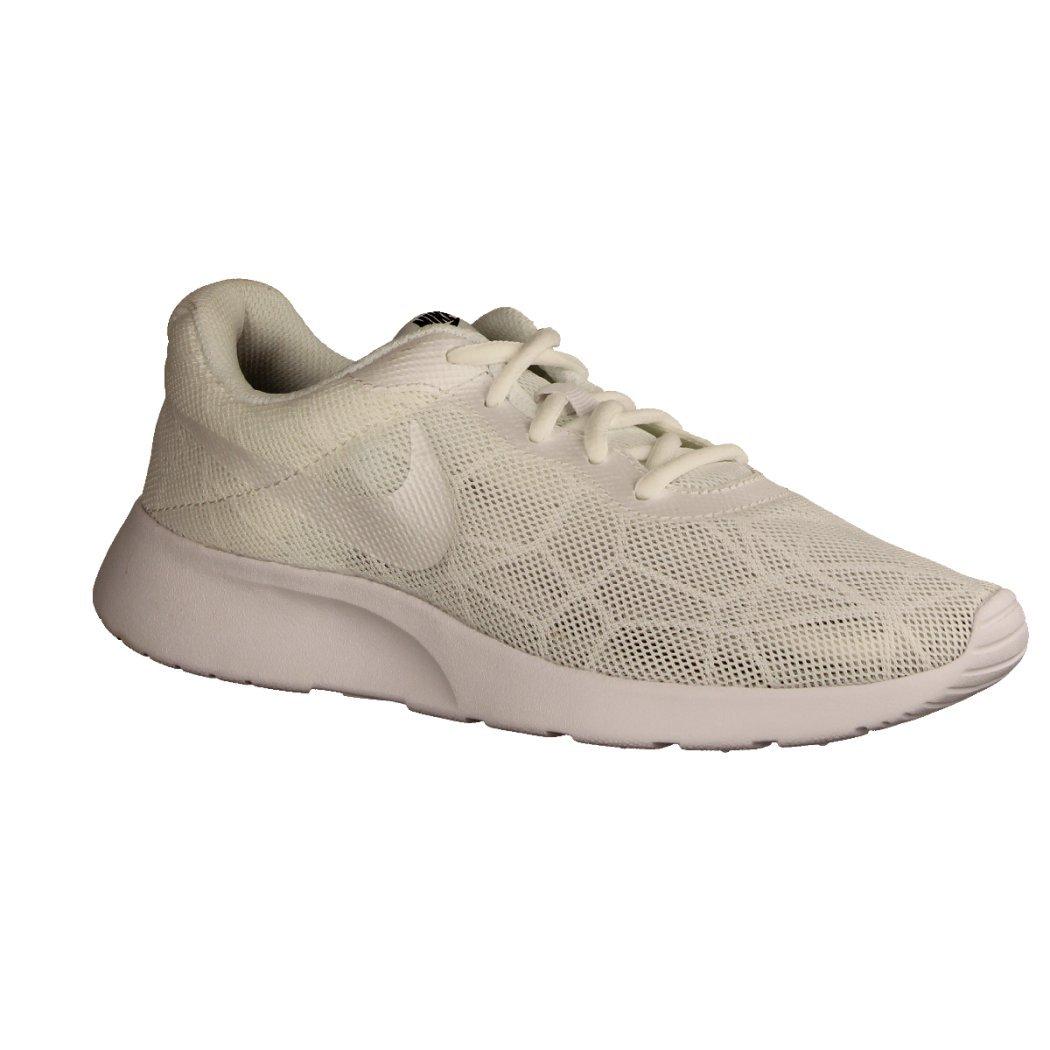 Nike Damen Tanjun Sneaker  39 EU|Wei? (White/White/Black 101)