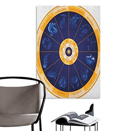 Amazon com: Brandosn Wall Mural Wallpaper Stickers Astrology