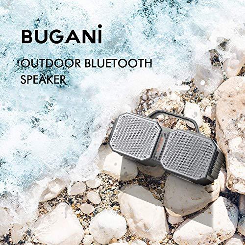 BUGANI Bluetooth Speaker, M83Portable Bluetooth Speakers,Bluetooth 5.0,Waterproof, Wireless Speakers,40W Super Power… 5