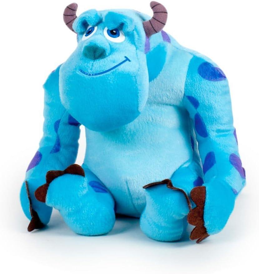 Peluche Sulley Monsters Inc T1 20cm monstruo azul: Amazon.es ...