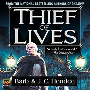 Thief of Lives Audiobook