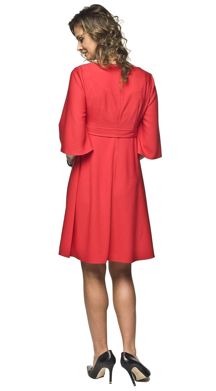 NIMIS 2in1 Elegantes und bequemes Umstandskleid Modell Stillkleid