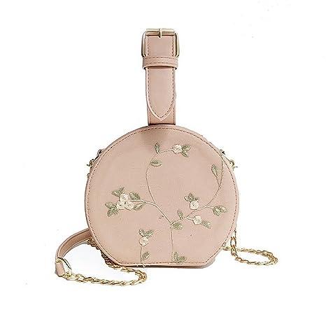 35208b1d3fcd Amazon.com: GMYANDJB Women's Bags PU Polyurethane Shoulder Bag Lace ...
