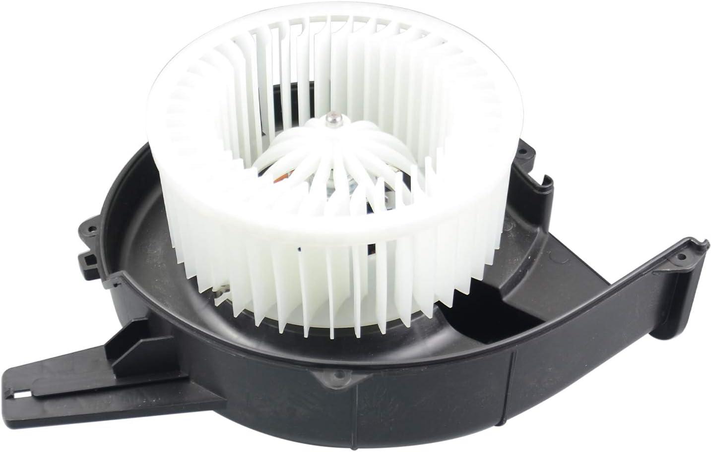 NICEKE Motor del ventilador del ventilador del calefactor interior 1.2 1.4 1.6 TDI FSI 16V 6Q1820015B