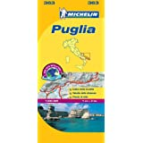 Michelin Map Puglia