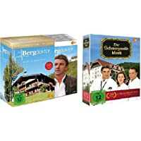 Der Bergdoktor Box Staffel 1-10 + Die Schwarzwaldklinik Box [DVD Box Set]