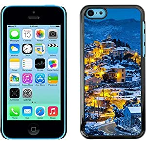 Hard Skin Case Cover Pouch for Apple iPhone 4 4s - Christmas Holiday