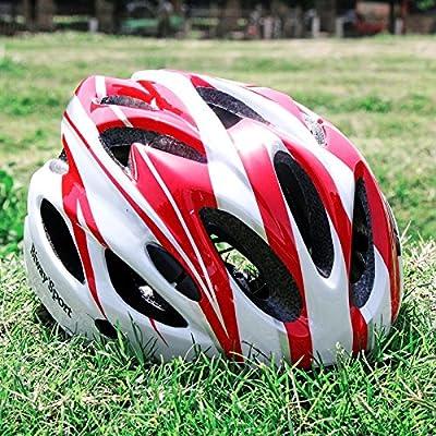 190g Ultra léger - casque de vélo de qualité supérieure de qualité Airflow spécialisé pour le vélo de route et de montagne - Casques certifiés de sécurit&e