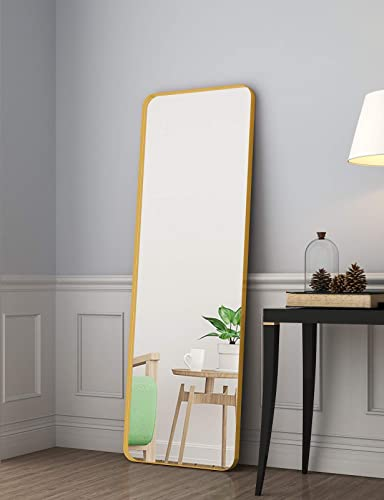 NXHOME Metal-Framed Full Length Mirror