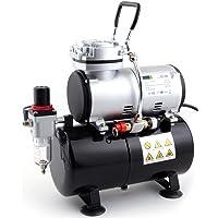 Fengda FD-186 Airbrush-compressor met luchttank/drukreservoir/4 bar/autostop