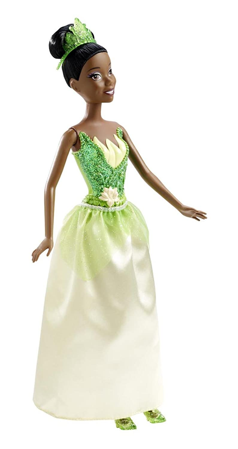 Amazon disney sparkling princess tiana fashion doll toys games thecheapjerseys Images