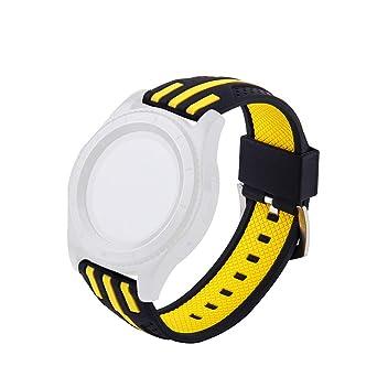 Correa para tu preciado Reloj Samsung Gear S3 Frontier/S3 ...