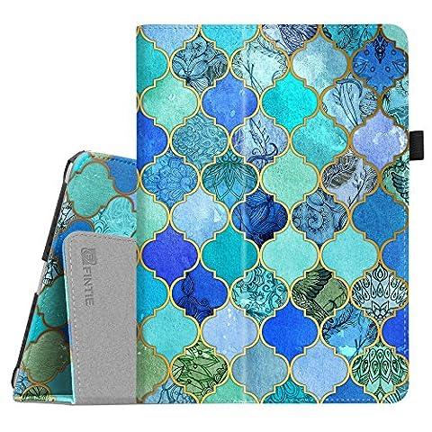 Fintie iPad 9.7 Inch 2017 / iPad Air 2 / iPad Air Case - [Corner Protection] Premium PU Leather Folio Smart Cover w/ Auto Sleep / Wake for iPad 9.7