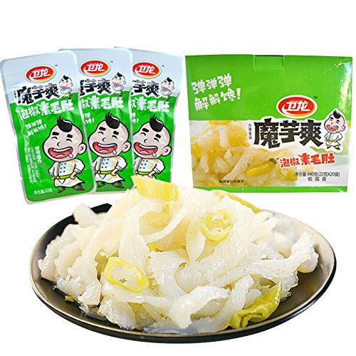 Kingree® Weilong Latiao, Chinese Special Snack Food: Wei