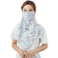 Millster - Pañuelo protector solar para mujer, a