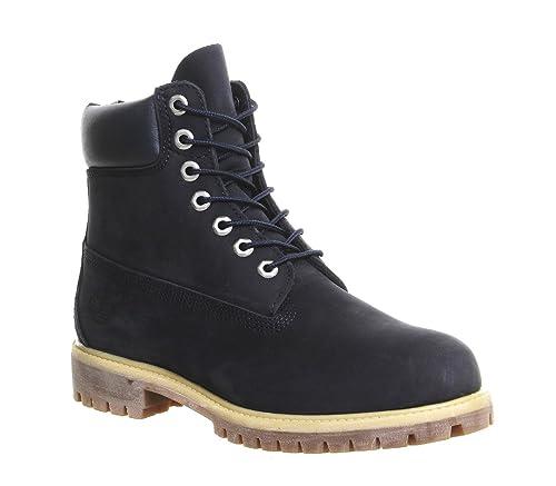 Timberland 6 Inch Premium hombres navy: Amazon.es: Zapatos y complementos