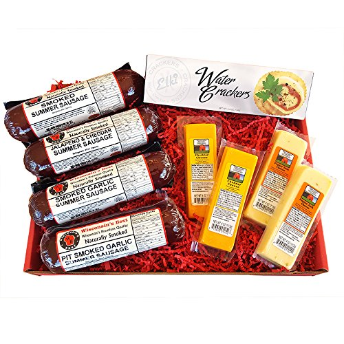 Mancave Ultimate Cheese Sausage Basket product image