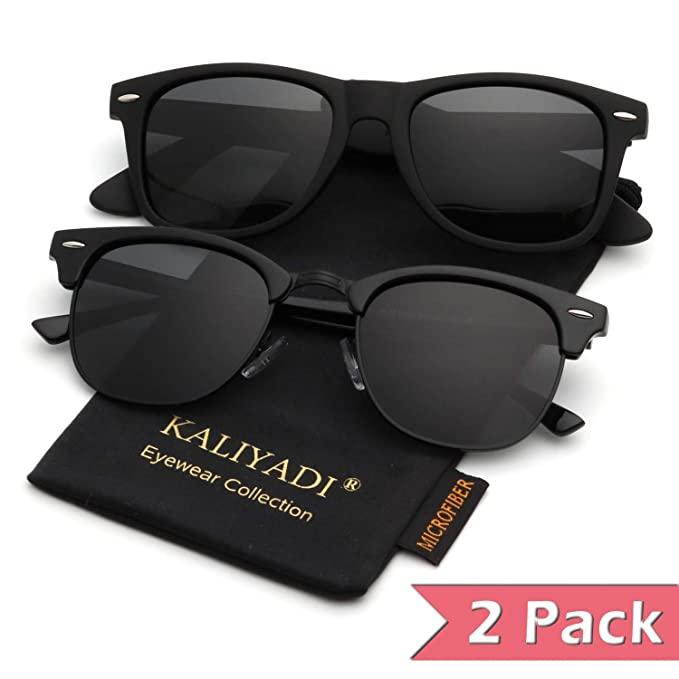 b2a92a1b4b5e Amazon.com  Polarized Sunglasses for Men and Women